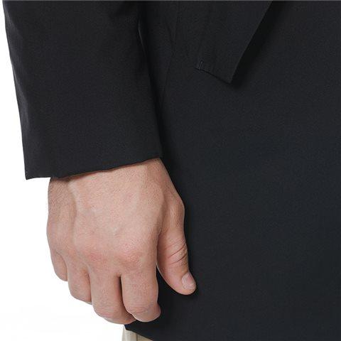 2017montagut中长款男士连帽羽绒服